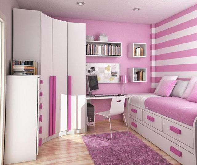 дитяча-кімната-в-розових-тонах